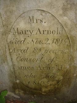 Mary <I>Brainerd</I> Arnold