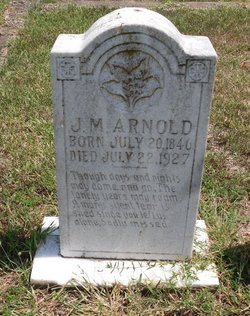 "James Monroe ""Dad"" Arnold"
