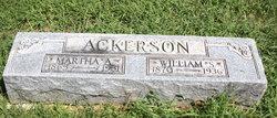 Martha Ann <I>Cisco</I> Ackerson