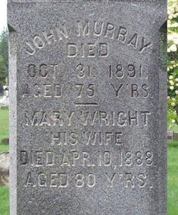 Mary <I>Wright</I> Murray
