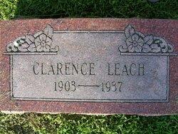 Clarence Leach