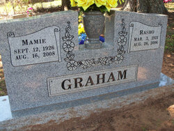 Mamie E <I>Smith</I> Graham