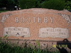 William B Boothby