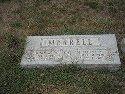 Eldeva Marie <I>Bagwell</I> Merrell