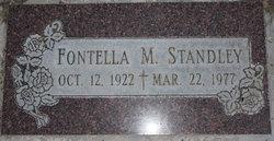 Mrs Fontella May <I>Rasmussen</I> Standley