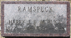 Harry James Ramspeck