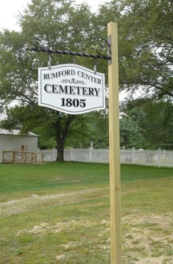 Rumford Center Cemetery