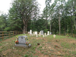 Dills Family Cemetery (Cartoogechaye)