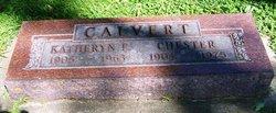 "Katheryn E. ""Coke"" <I>Gast</I> Calvert"