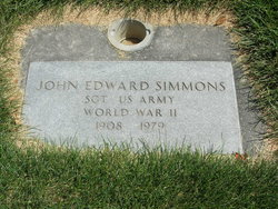 John Edward Simmons