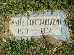 John Wade Loofbourow