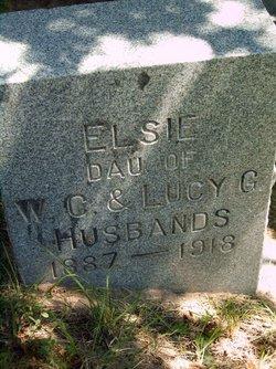 Elsie Lillian Husbands