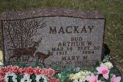 """Arthur William """"Bud"""" MacKay"""