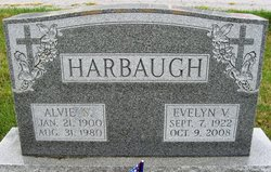 Evelyn V. <I>Webb</I> Harbaugh