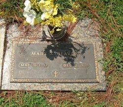 Mary K <I>Johnson</I> Beaver