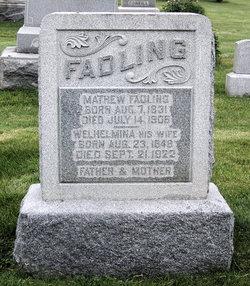 Mathew Fadling