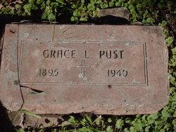 Grace L <I>Davis</I> Post