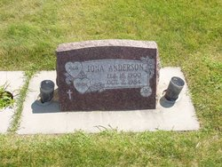 Iona Utah <I>Johnson</I> Anderson