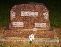Effie Alsadie <I>Pottenger</I> Gall