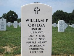 SMN William F. Ortega