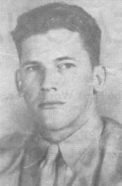 PFC James C Anderson