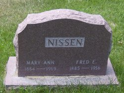 Fred E Nissen