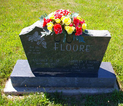 Shirley J <I>Rowe</I> Floore