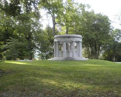 Dawes Arboretum Mausoleum and Cemetery