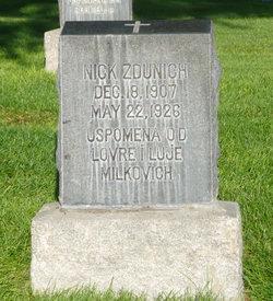 Nick Zdunich