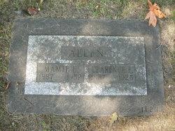 Mamie Frances <I>Phinney</I> Allen