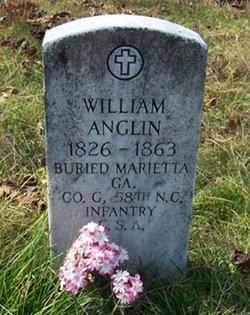 William Anglin, Jr