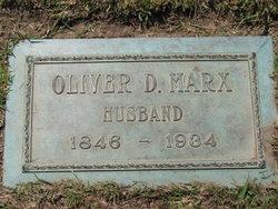 Oliver D. Marx