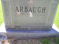 Boyd Arbaugh