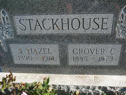 Jesse Hazel <I>Buck</I> Stackhouse