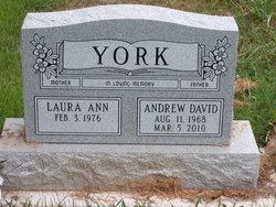 "Andrew David ""Andy"" York"