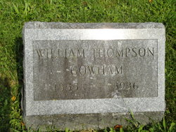 William Thompson Cowham