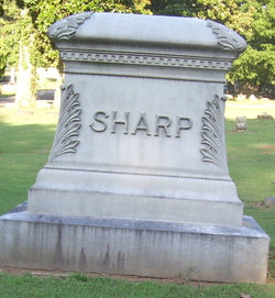 """Theophilus A. """"George"""" Sharp"""