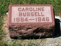 Emma Caroline <I>Shaul</I> Bussell