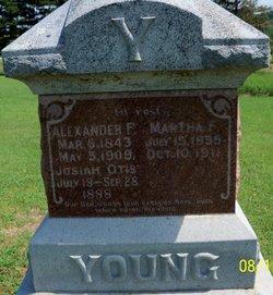 Martha Flora <I>Reed</I> Young