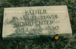 Samuel Davis Carpenter, Jr