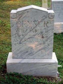 Amanda Jane <I>Swartz</I> Bryner