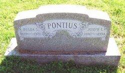 Hulda Susan <I>Bryner</I> Pontius