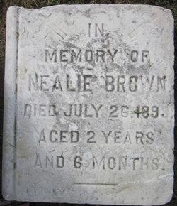 Nealie (Child) Brown