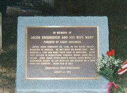 Jacob Brookover