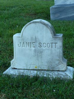 "Jane Evalina ""Janie"" Scott"