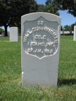 William L Cunningham