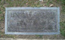 Lenora A. <I>Watson</I> Leverett