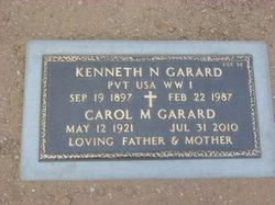 Kenneth Newman Garard