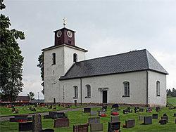 Skepperstad Churchyard