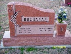 "Patrick Henry ""Pat"" Buchanan"